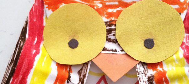 What Weu0027re Making Paper Plate Owls & What Weu0027re Making: Paper Plate Owls | A Spacious Blog